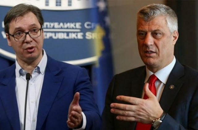 David Phillips: Thaci has been cheated by Vucic and Putin