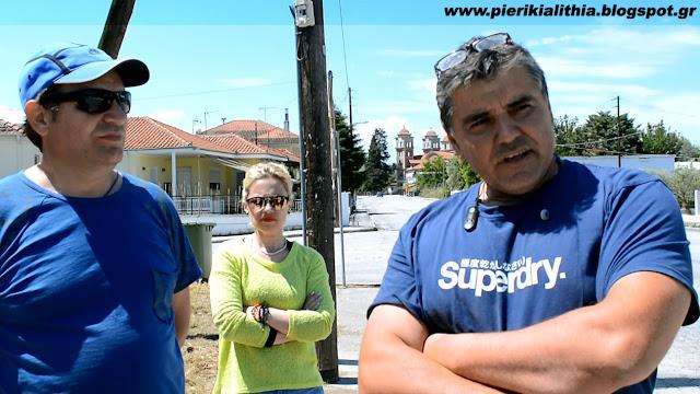 ΒΙΝΤΕΟ - Τι δηλώνουν κάτοικοι της Ν. Εφέσου για την κοπή των πεύκων.