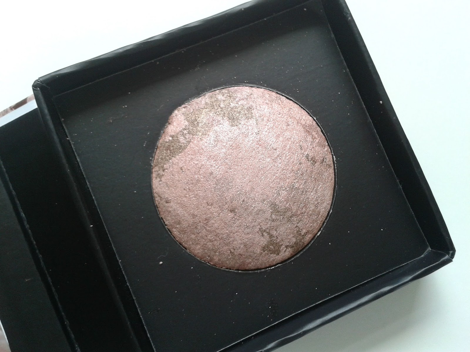 Beauty UK Baked Blusher in Halo Beauty Review