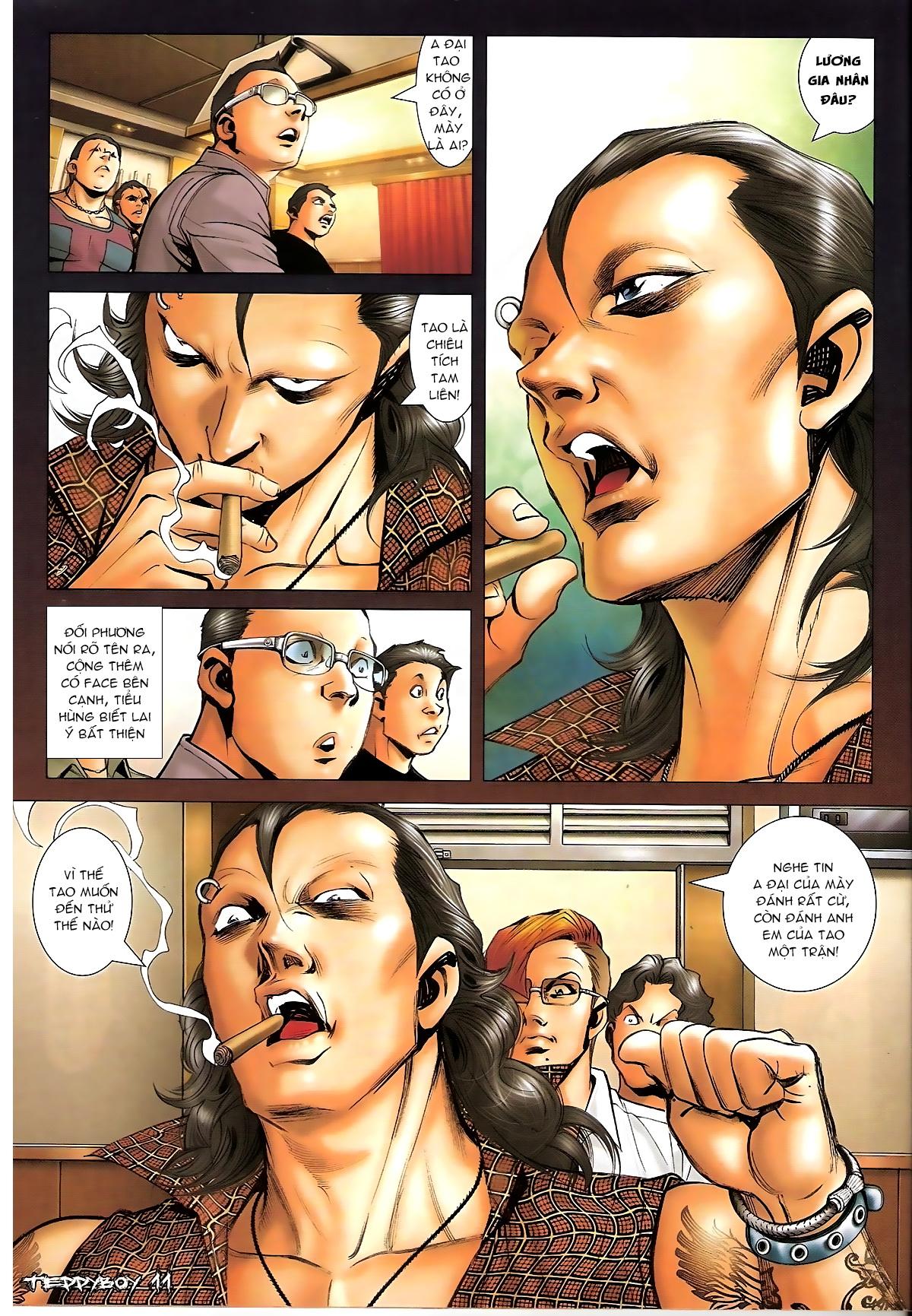 Người Trong Giang Hồ - Chapter 1328: Rắc rối - Pic 8