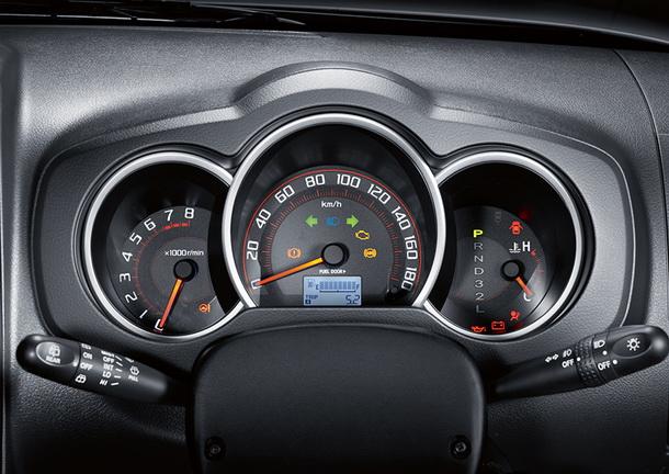 Speedometer New Rush