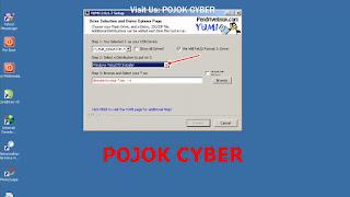 Gambar 4 - Menentukan pilihan sistem operasi windows atau distribusi linux yang akan dibuatkan bootbale usb