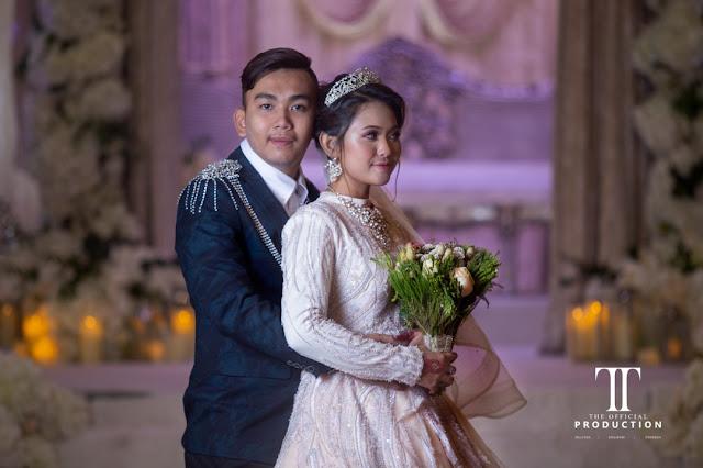 Wedding Budak Buat Life Perfect Apabila Mendapat Tajaan Kahwin Setengah Juta