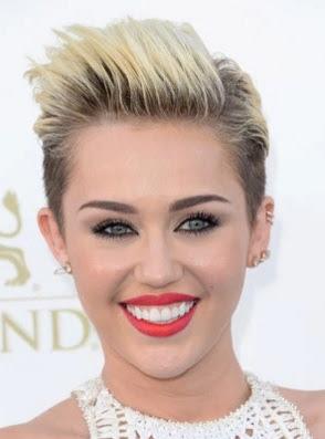 potongan style rambut jabrik wanita tahun 2013