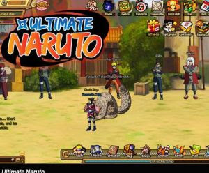 gioca online con Naruto