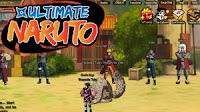 Gioca online Naruto Ultimate, gioco MMO gratuito del cartone più famoso