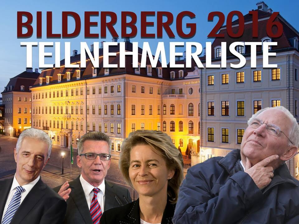 Bilderberg Treffen 2021