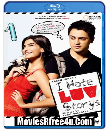 I Hate Luv Storys 2010 BRRip 160MB x265 HEVC For Mobile