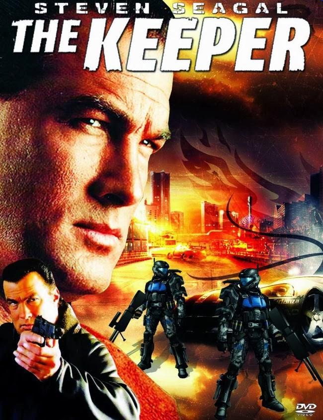 Steven Seagal'S The Keeper