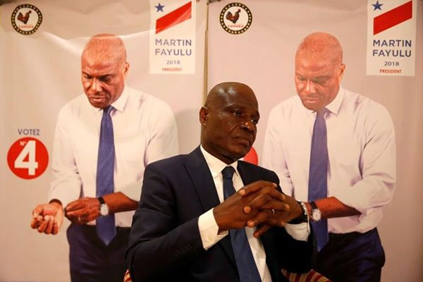 BREAKING: Martin Fayulu Declares Himself DR Congo President After Court Rejects Petition