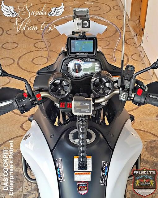 Presidente - Motrópolis Moto Clube 2016-06-25
