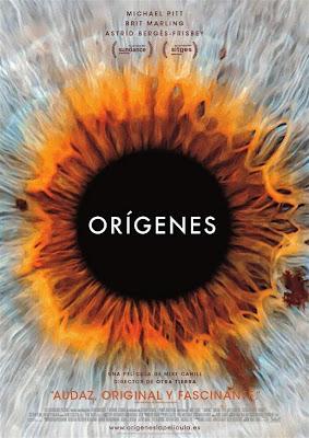 Póster de la película Orígenes, de Mike Cahill