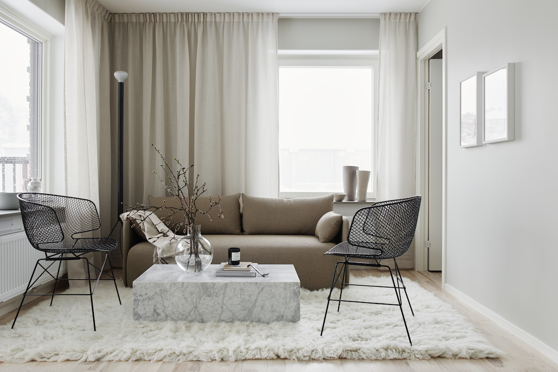 Decorare con il beige e il grigio | ARC ART blog by Daniele Drigo