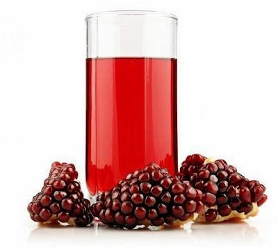 mengapa buah delima baik untuk tubuh
