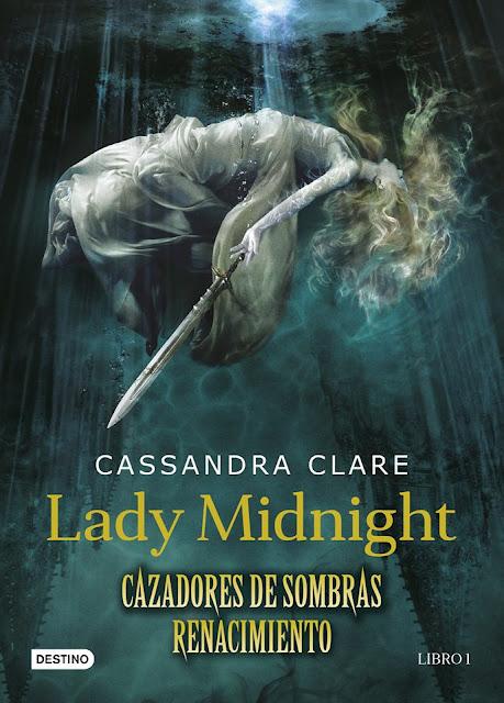 """""""Lady Midnight"""" y su publicación en España"""