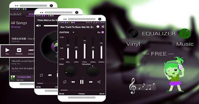 تحميل أخر إصدار لتطبيقEqualizer لتحسين وضبط مستوى الصوت في الهاتف المحمول برابط مباشر