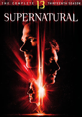 Supernatural (TV Series) S13 DVD R1 NTSC Latino