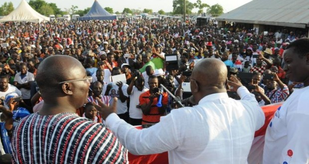 Krobo Chief predicts victory for Nana Akufo-Addo