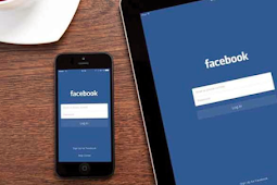Facebook Login Page for Mobile