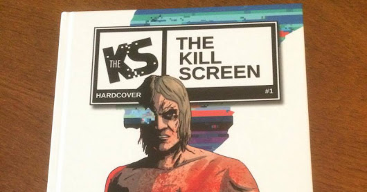 The Kill Screen Hardcover