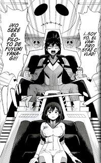 """Reseña de """"Blood Lad"""" (ブラッドラッド) vol.16 de Yuuki Kodama - Norma Editorial"""