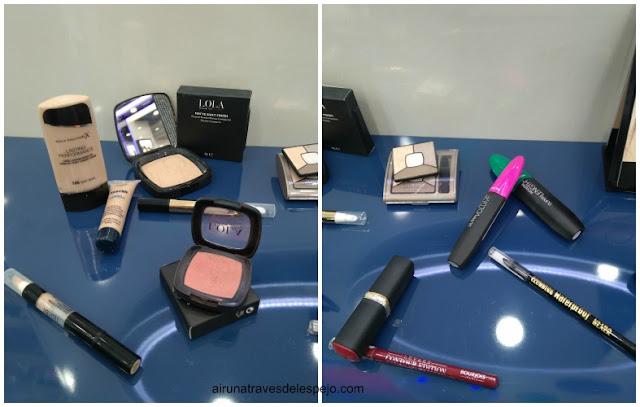 maquillaje aromas
