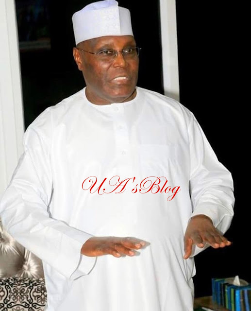 My Son-In-Law, Lawyer 'Paying The Price For Supporting Me' – Atiku.