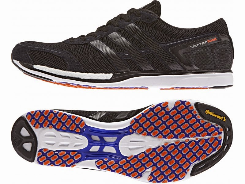 Brownlee Adidas Running Shoes