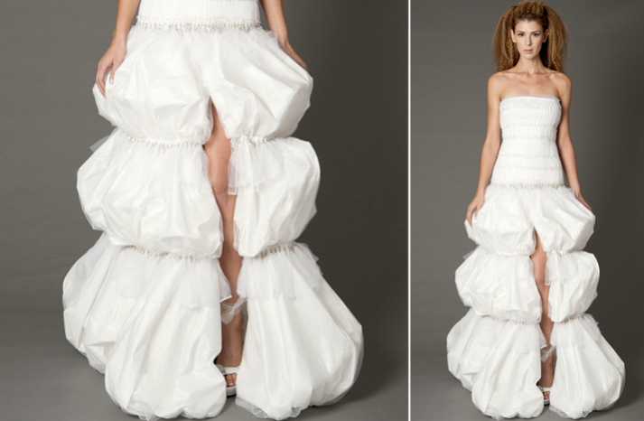 Beau And Bunny Get Married: Do Not Want: Ugly Wedding Dresses