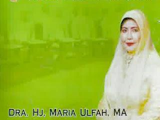 DOWNLOAD MP3 TILAWAH QORI'AH HJ. MARIA ULFA (SURAT AL-BAQARAH AYAT 184)