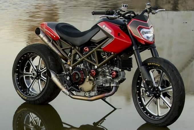 Ducati Performance Wheels For Hypermotard