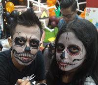 Face and body Painting Anak