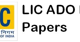 Lic Ado Exam Previous Papers Pdf