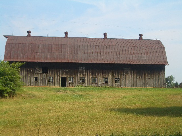 Restoring The Roost Smokehouses Privies And Corn Cribs
