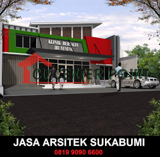 Jasa Gambar Arsitek Murah Sukabumi