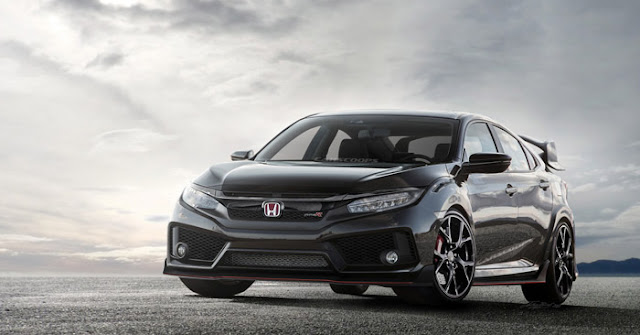 2017 civic type-r sedan
