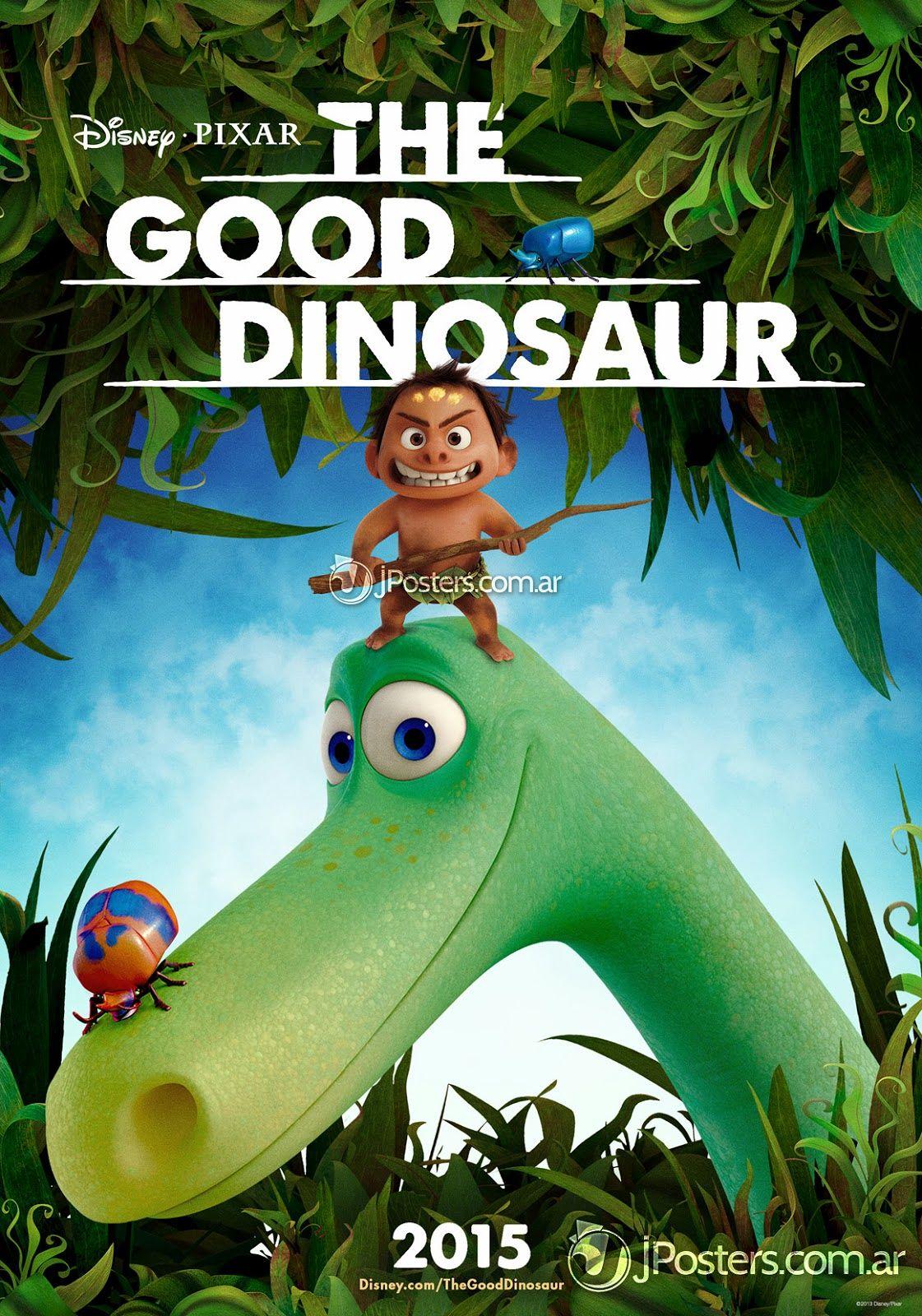 The Good Dinosaur ผจญภัยไดโนเสาร์เพื่อนรัก (2015)