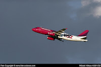 Airbus A320 / HA-LPJ