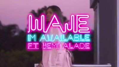 Video Waje ft.Yemi Alade - I'm Available