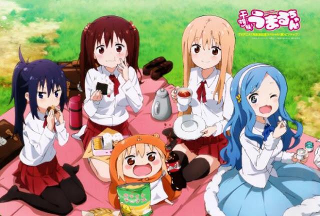 Anime Slice of Life Comedy Terbaik - Himouto! Umaru-chan