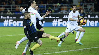 Serie A Chievo-Inter 3-1 ampia sintesi video highlights