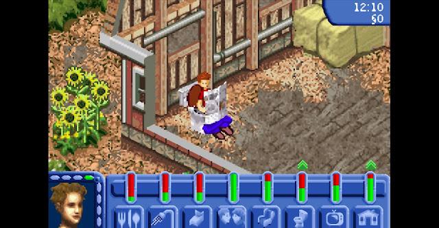 Los Urbz: Sims en la ciudad - Español -Captura 5