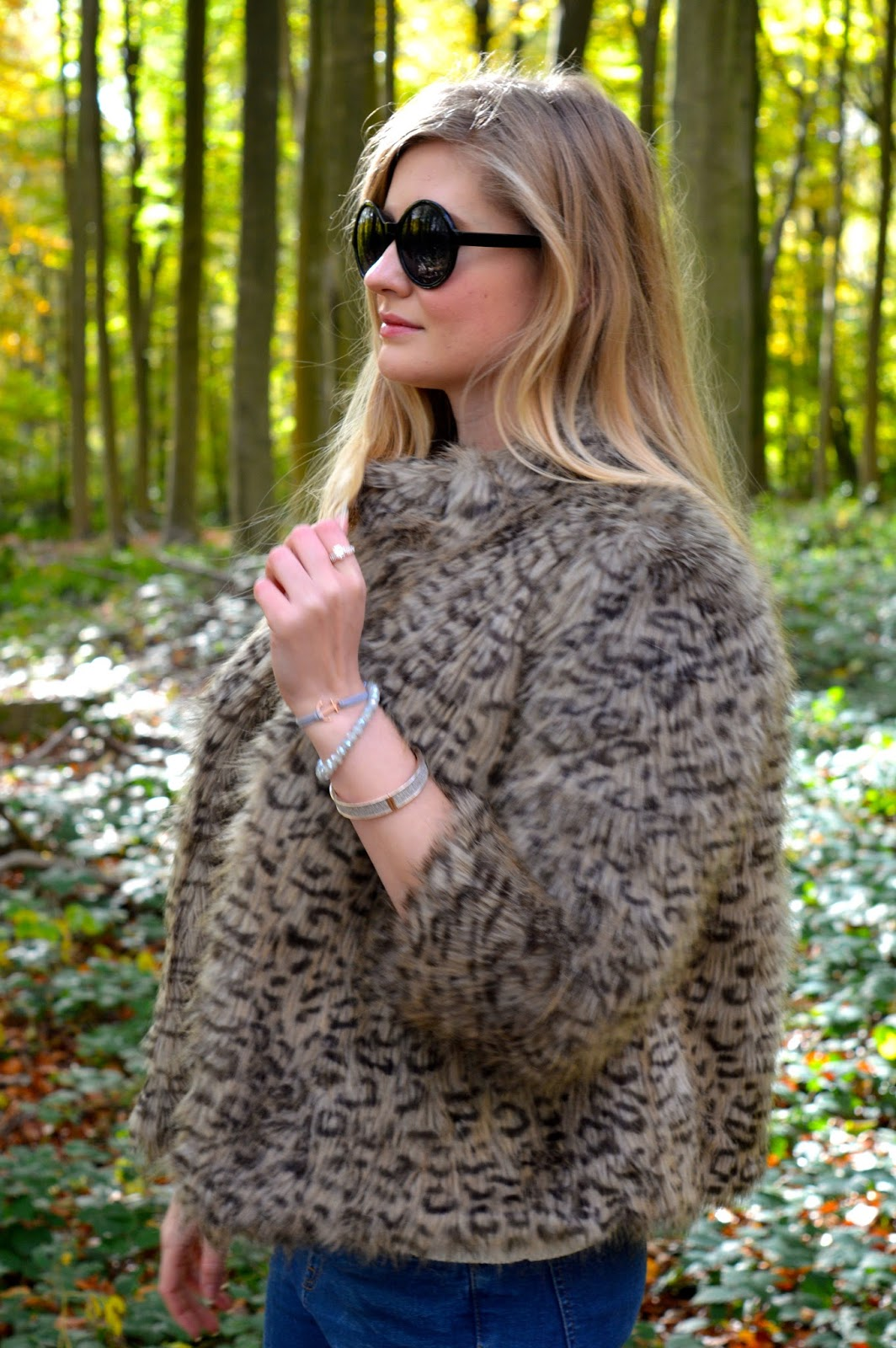 How to wear a fur coat, fashion bloggers, UK fashion blog, Winter outfit inspiration, Dalry Rose Blog