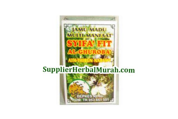 Syifa' Fit 250 gr (Madu + Zaitun + Habbatussauda + Black Seed Oil)