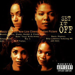 Various Artists - Set It Off (The Original Motion Picture Soundtrack) (1996)