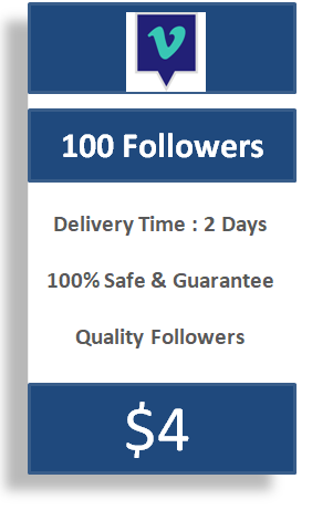 100 Vimeo Followers