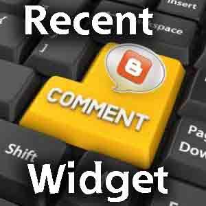 Recent Comment Widget