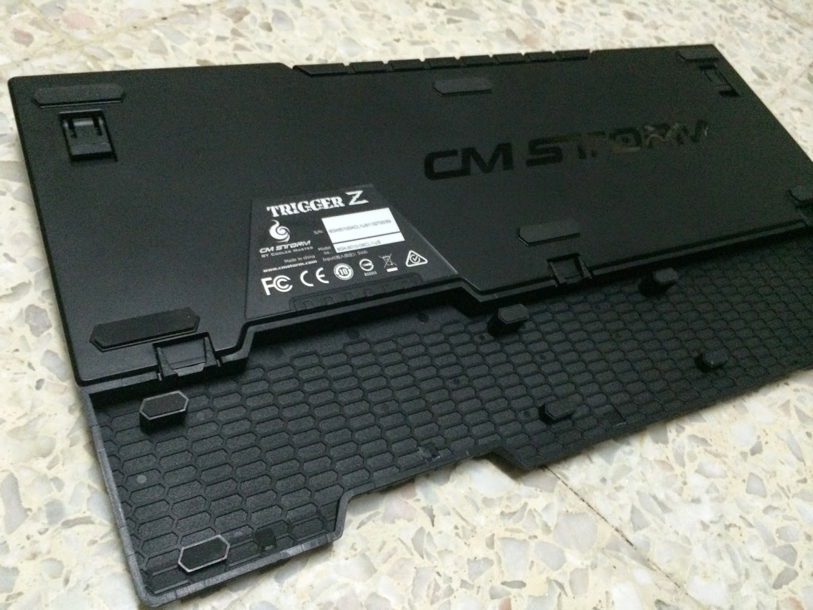 Quick Review: Cooler Master CM Storm Trigger Z 57