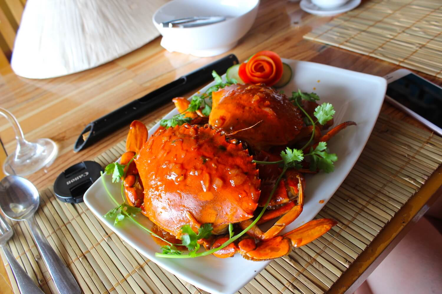 hoi an crab 1kg delicious food