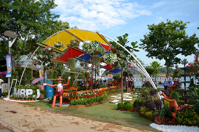 Royal Floria MBPJ Council Garden